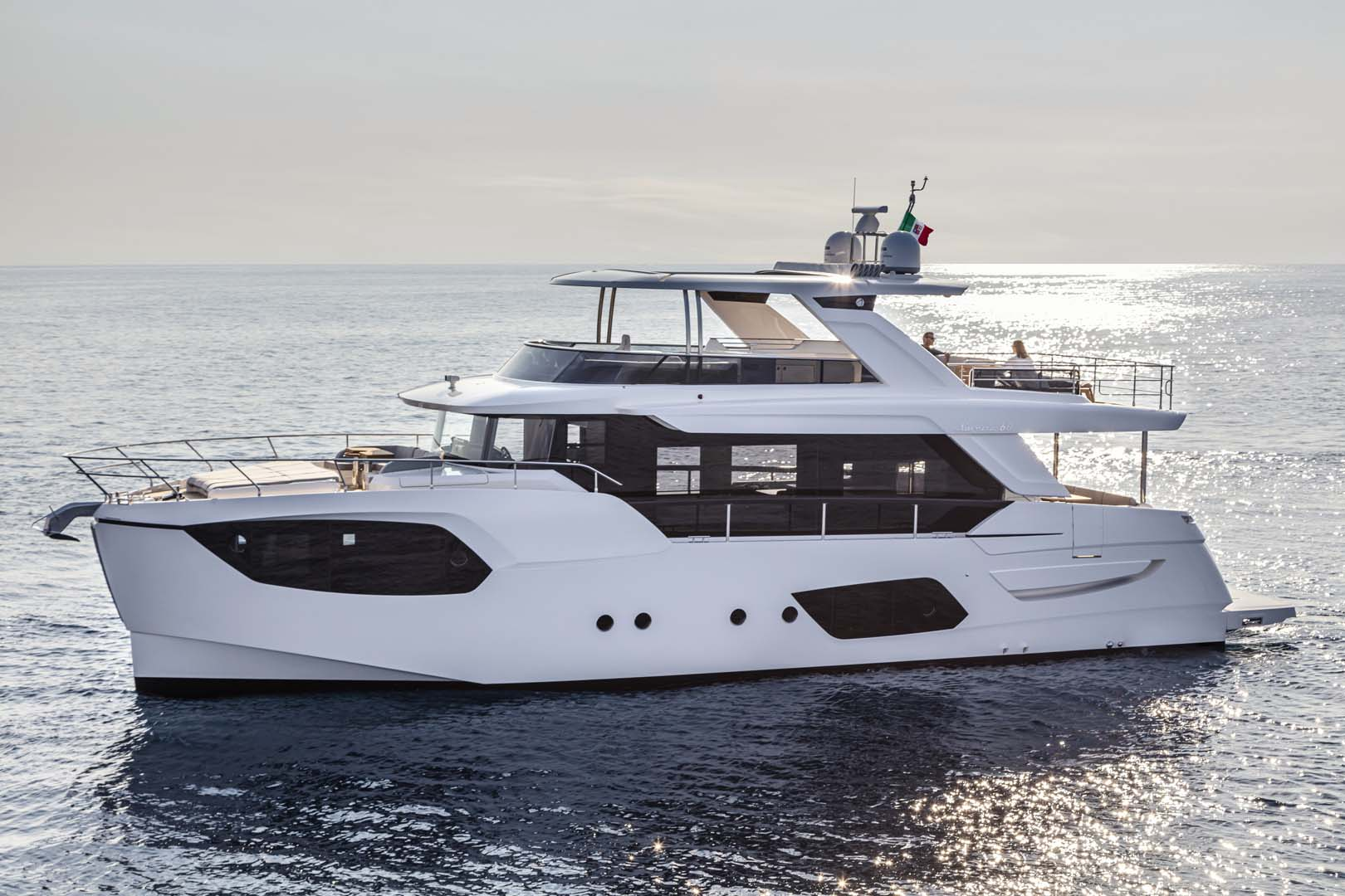 Absolute 68 Navetta Profile