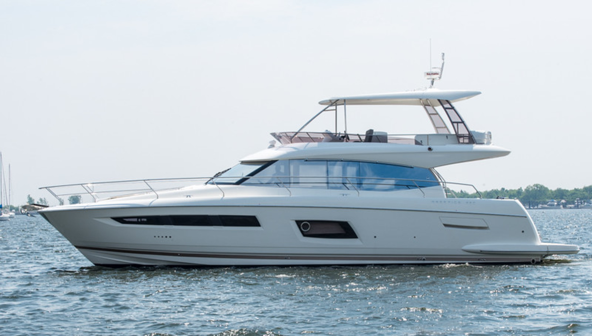 Prestige Yachts 55 Flybridge available now