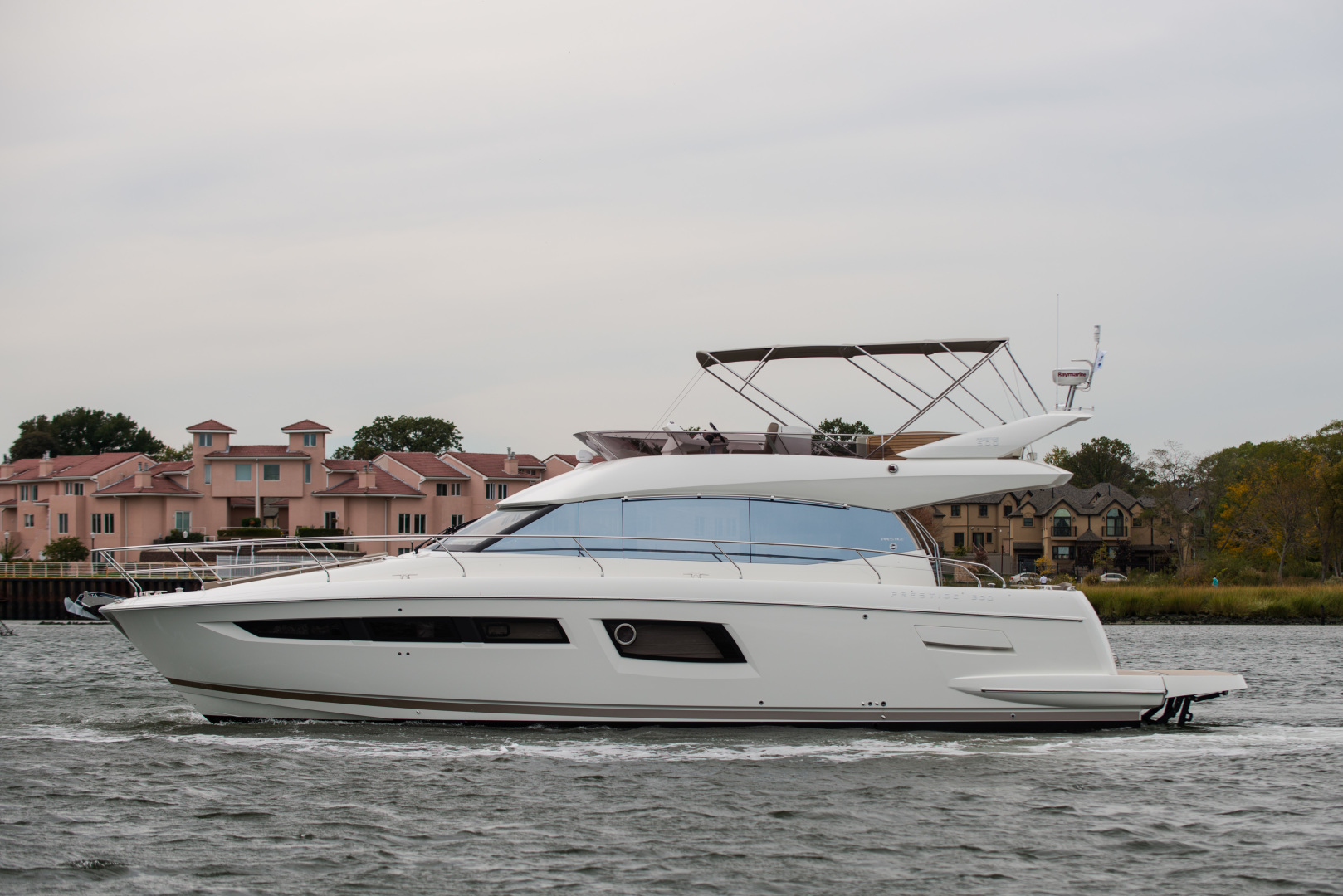 Used Prestige 500 Fly Yacht For Sale Virginia