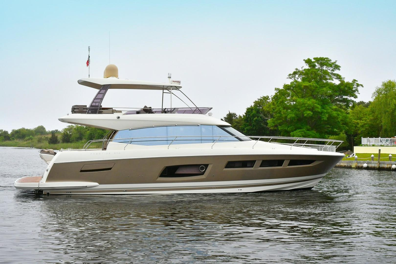Used Prestige Yachts 55 Flybridge In NY