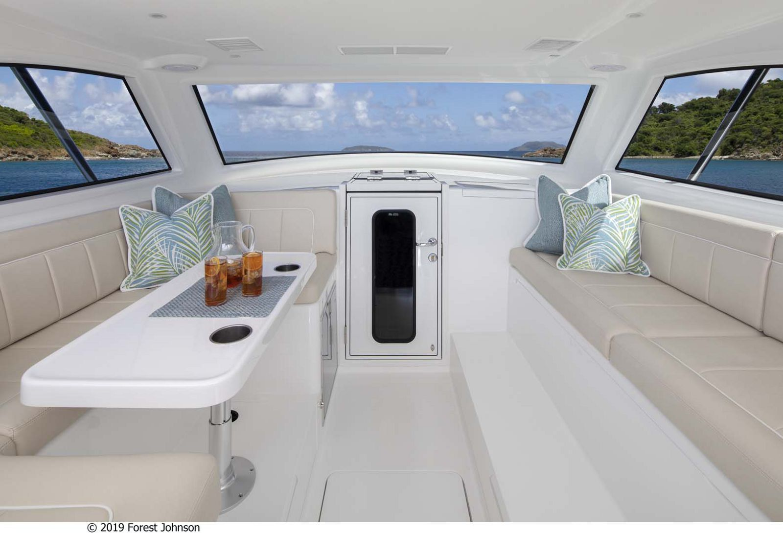 Viking 38 Billfish Salon