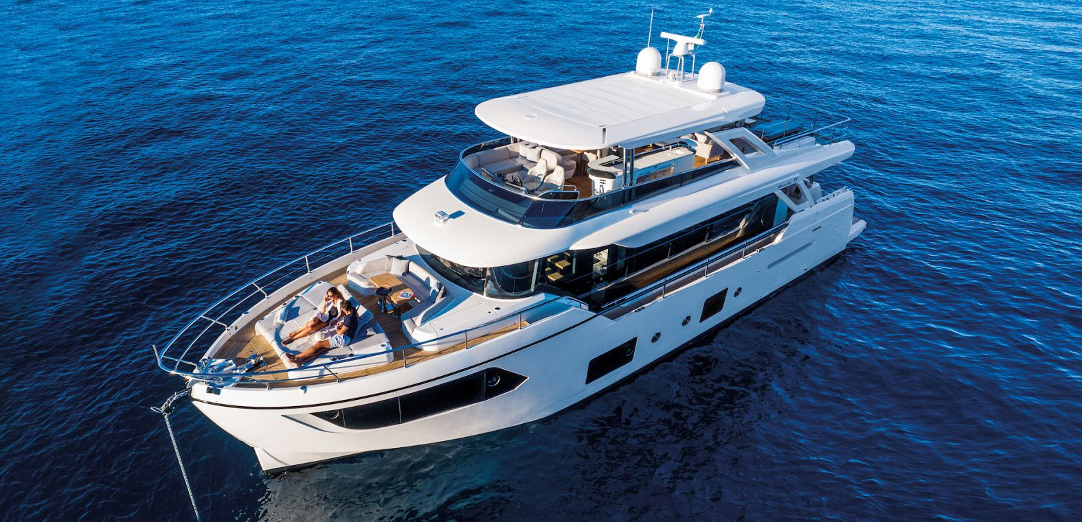 absolute 73 navetta yacht for sale