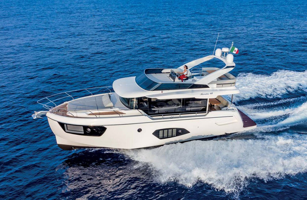 Absolute Navetta 48 Arriving July