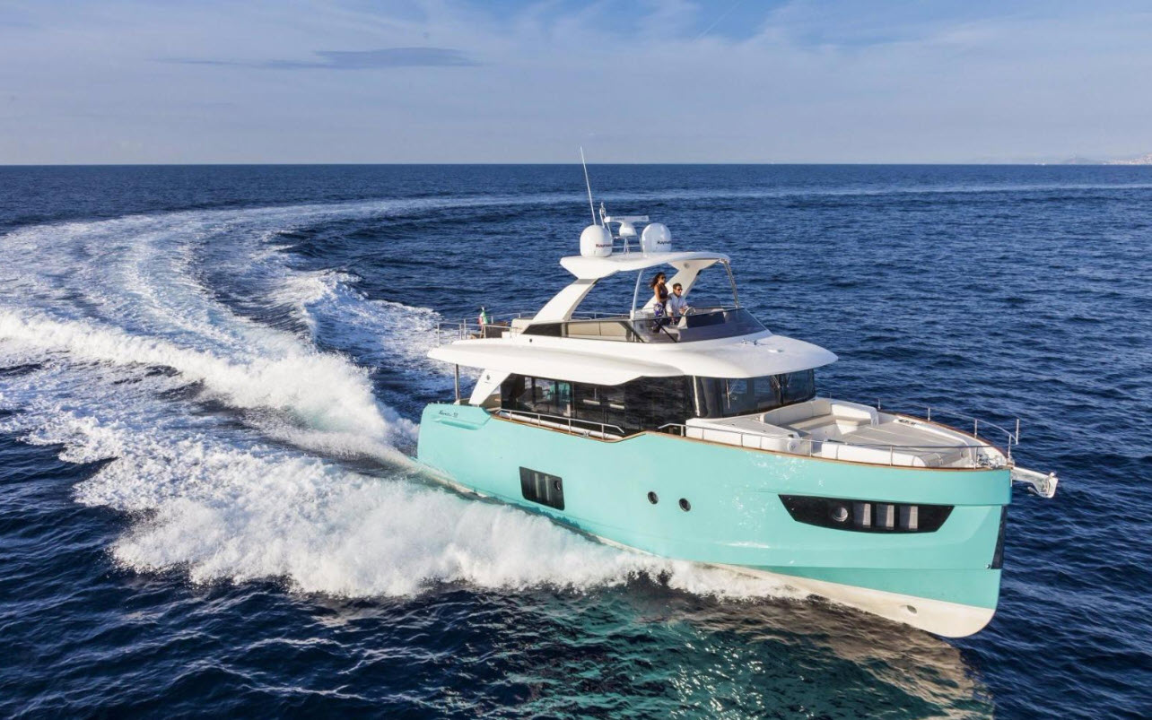 Absolute Navetta 58 Yacht For Sale In Montauk