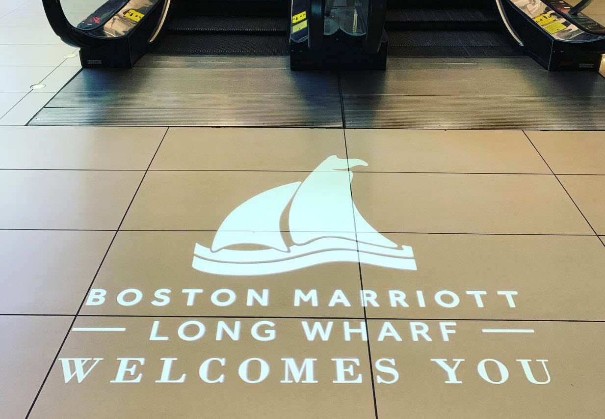 Princess Owners group staying at the Boston Marriott