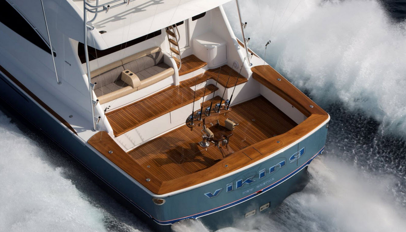 Your Resource Guide To Owning A New Viking Yacht | Staten