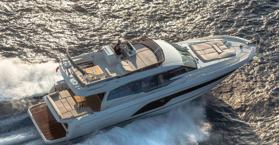 Prestige Yachts 590 For Sale