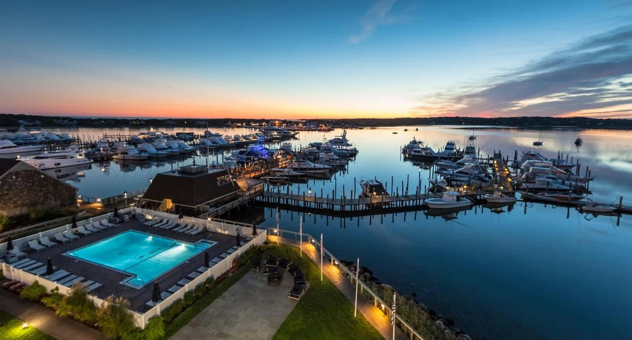 Gurney Montauk Star Island Resort Yacht Show