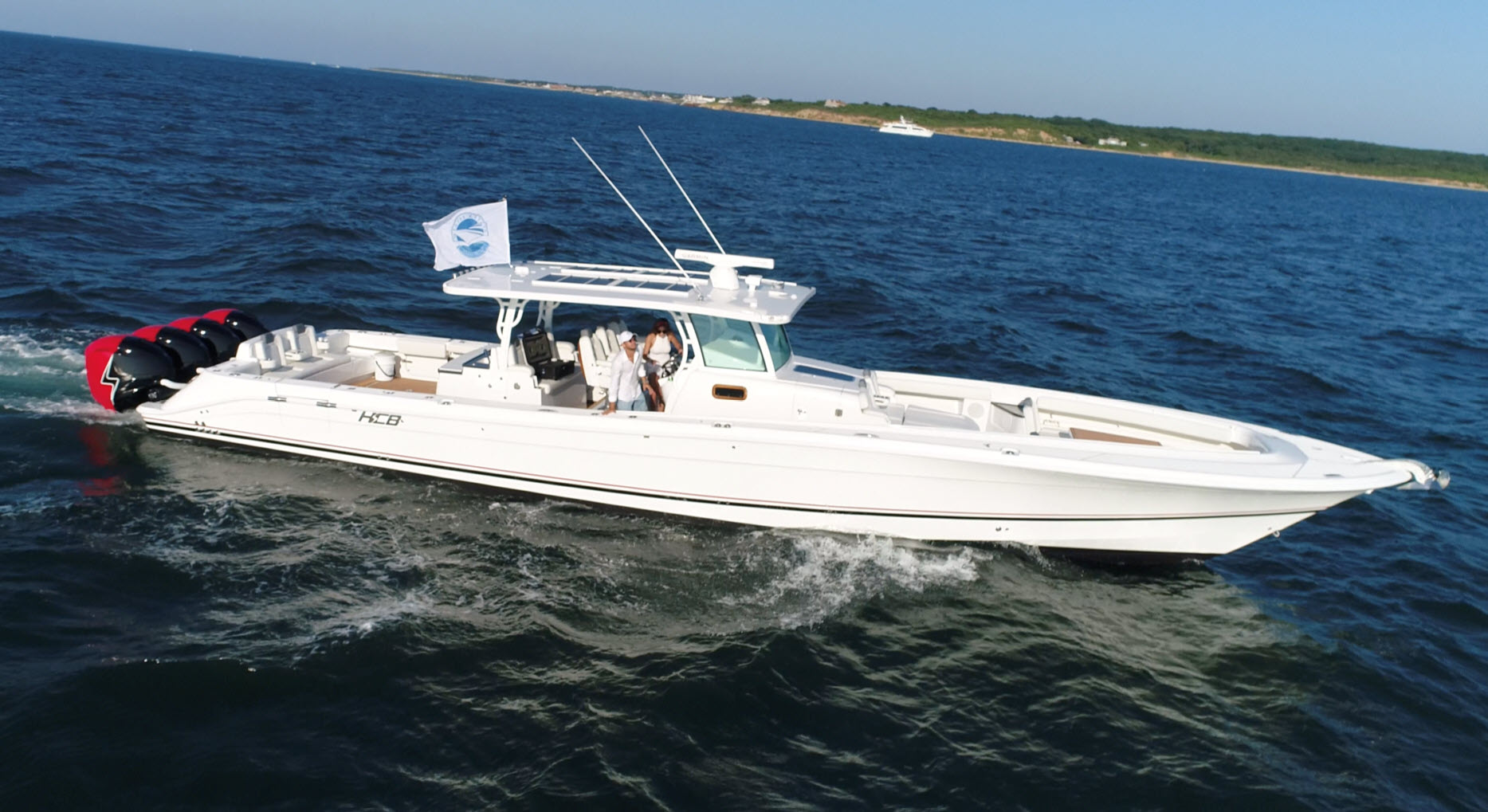 HCB 53 Suenos Yacht For Sale