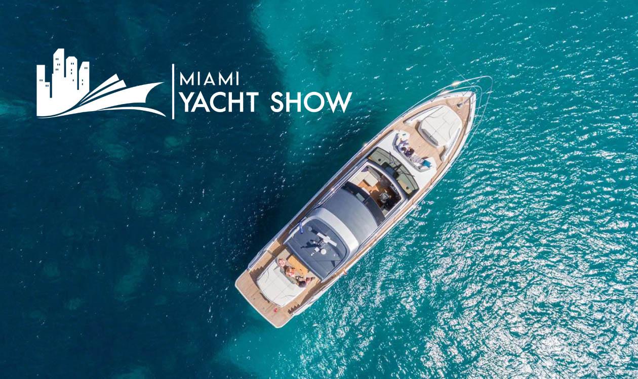 Miami Yacht Show Princess