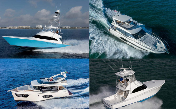 New 2019 Yachts Arriving Soon