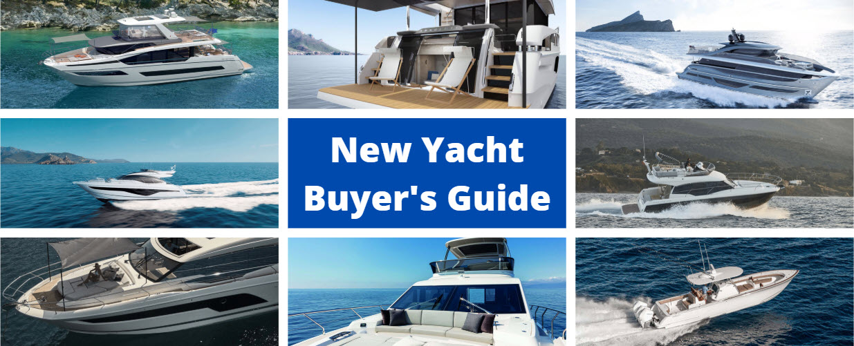 New Yacht Buyer Guide 2020