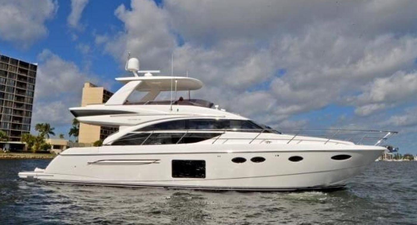 Patriot - 2014 Princess 60 Flybridge