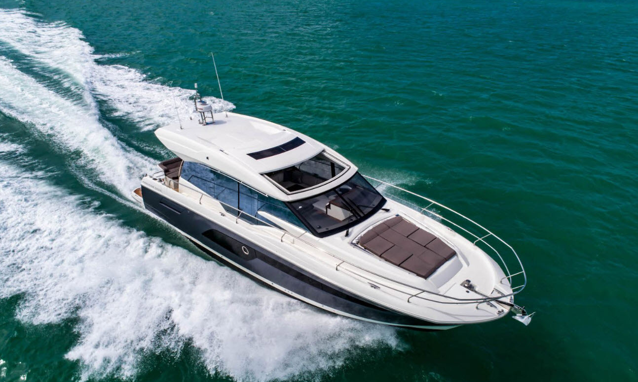 Prestige 520S Yacht For Sale At FLIBS