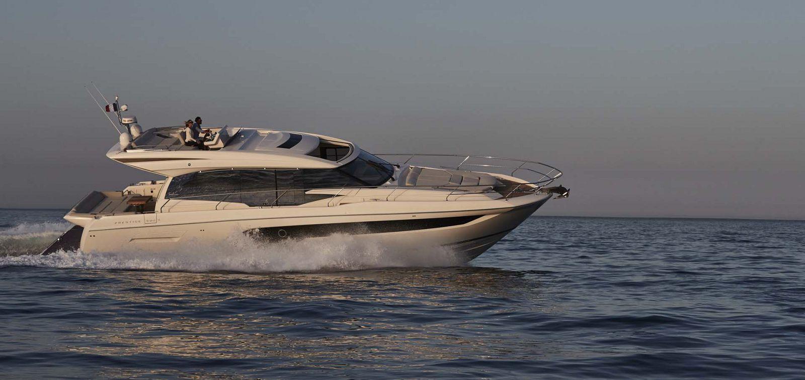 Prestige 590S Yacht For Sale