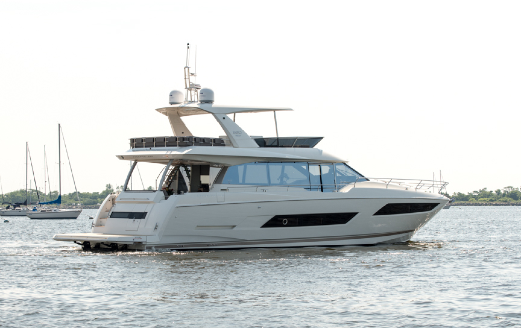 Prestige Yachts 680 Flybridge Available Now