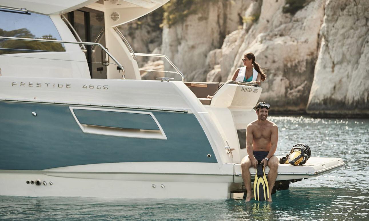 New Prestige Yachts Coming Soon