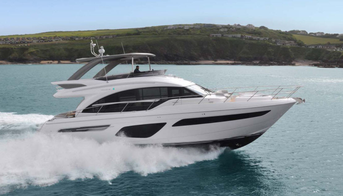 Princess Yachts F62