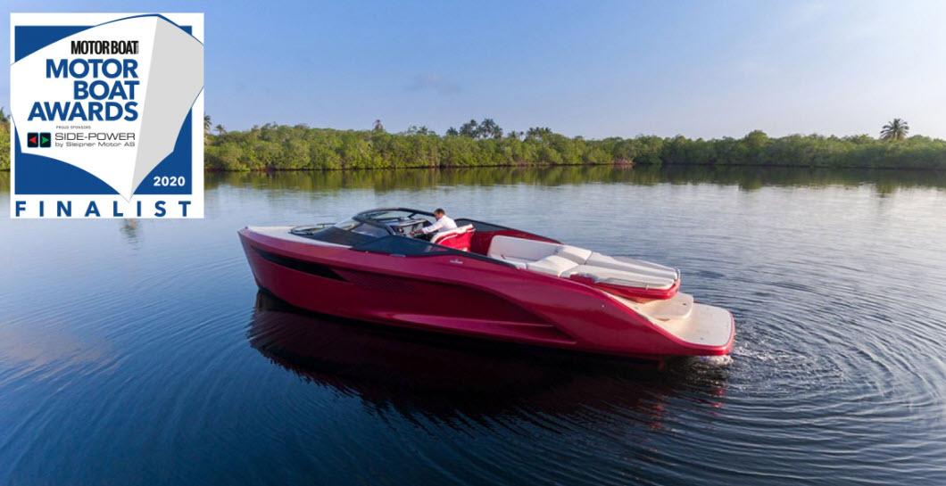 Princess R35 Motor Boat Awards