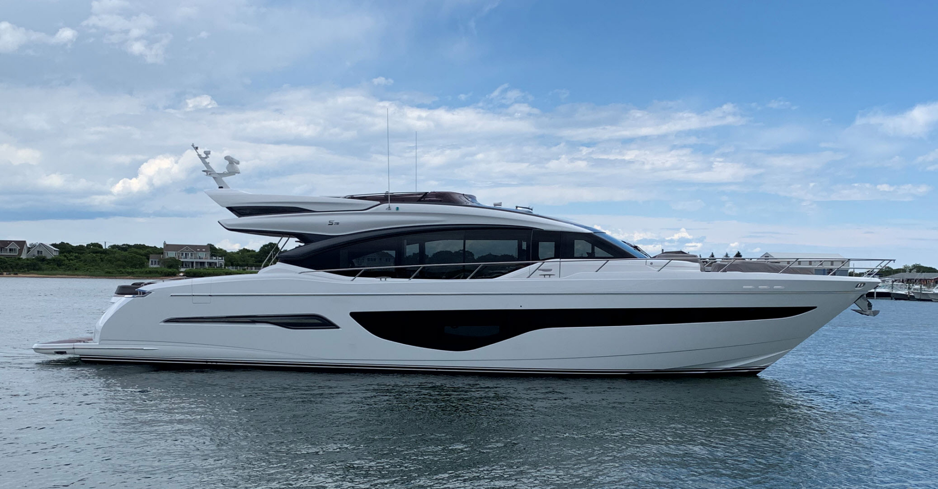Princess S78 Yacht for sale in montauk ny