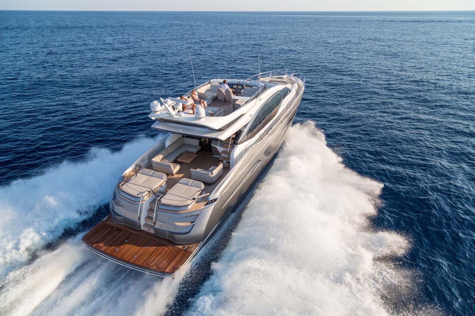 Princess Yachts S78 For Sale In Montauk