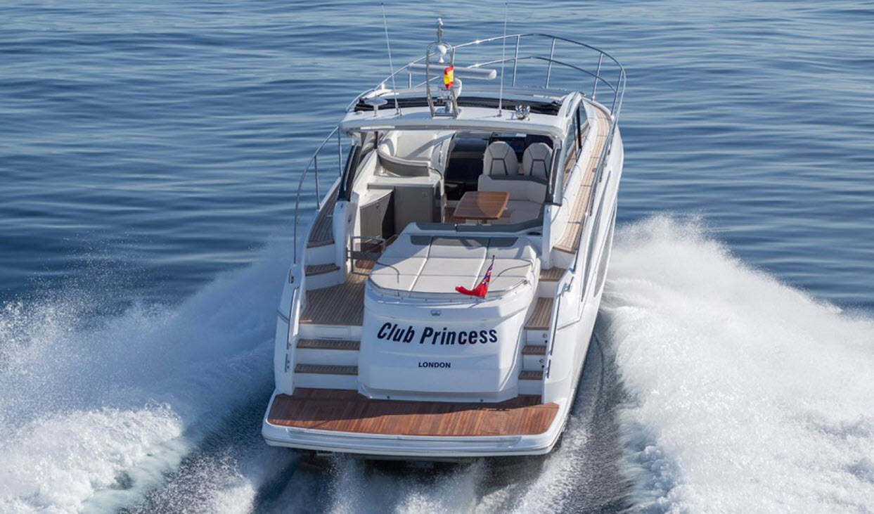 Princess V50 Express Yacht For Sale
