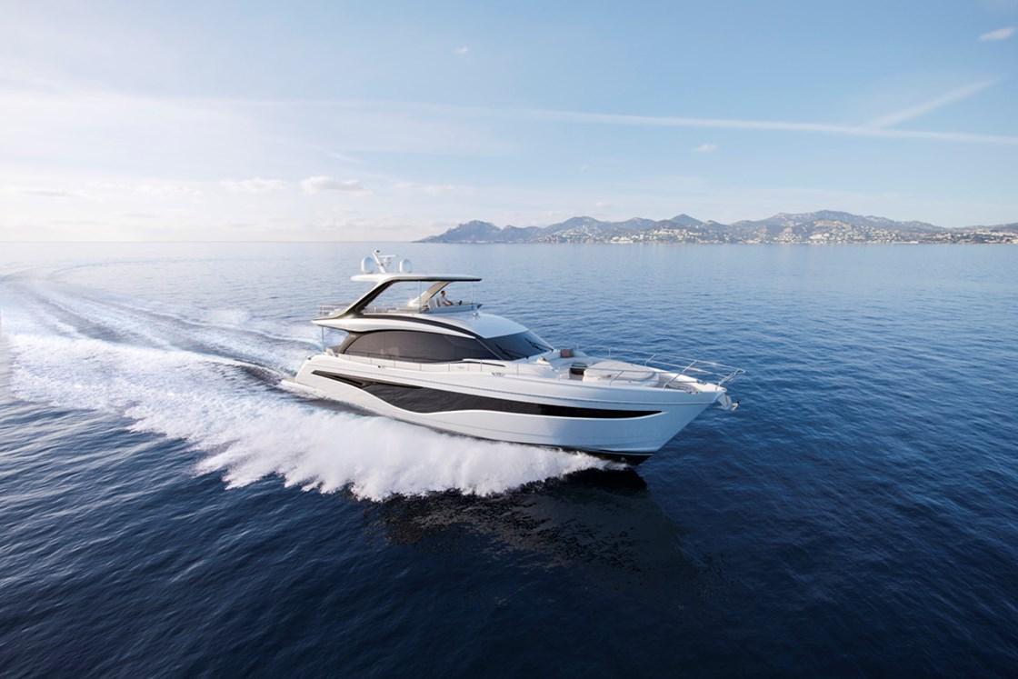 Princess Yachts Y72 Exterior