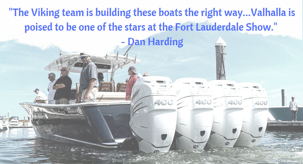 quote by dan harding about valhalla boatworks