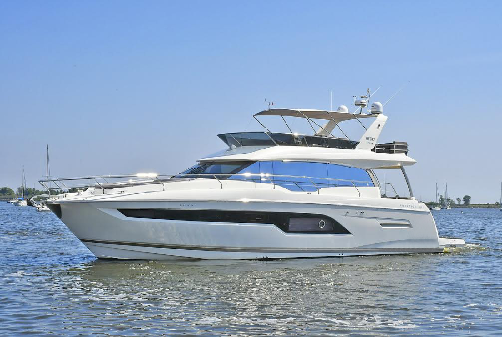 Used Prestige 630 Flybridge For Sale Now