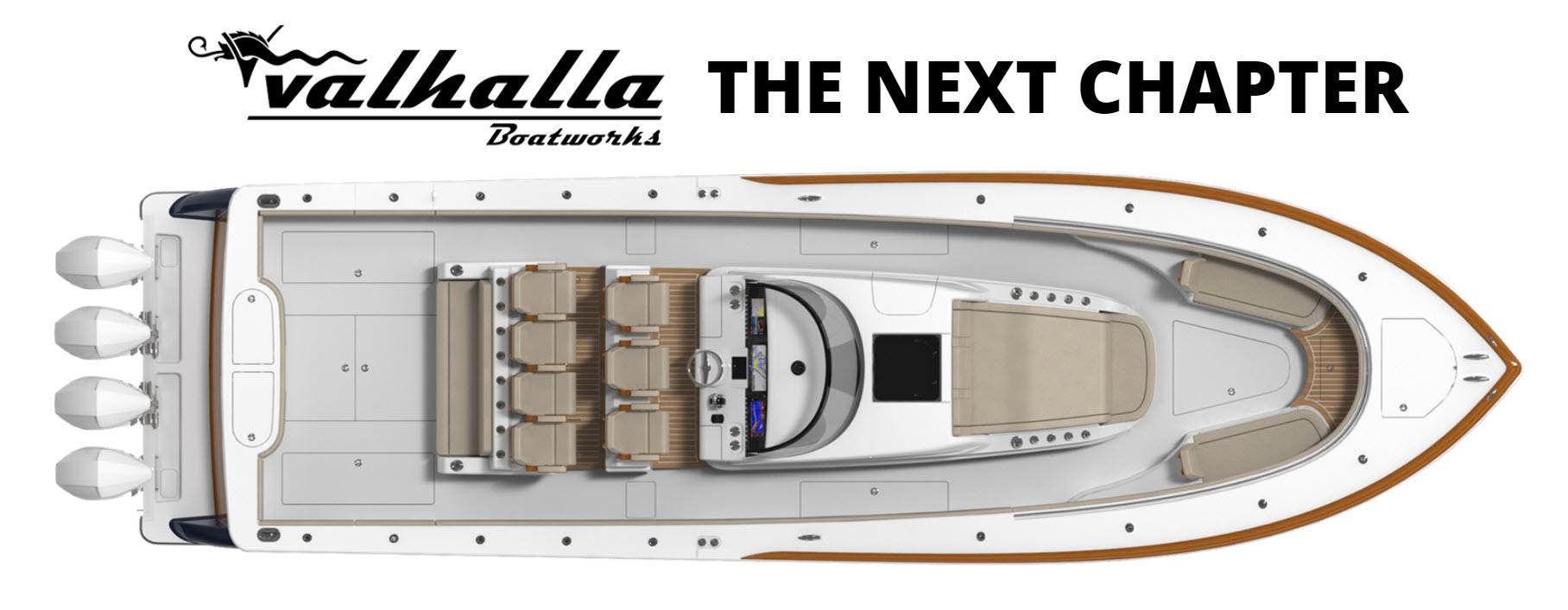 Valhalla V-46 Announcement