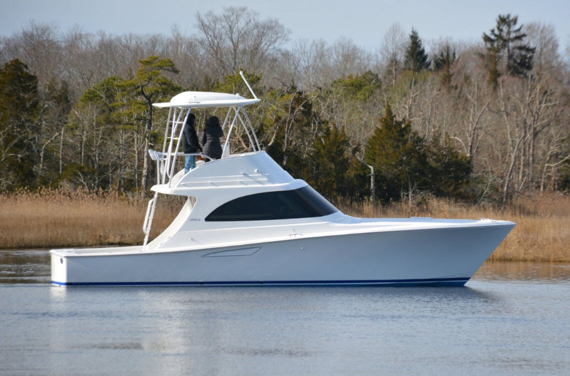 Viking 38 Billfish Debut At Miami Yacht Show