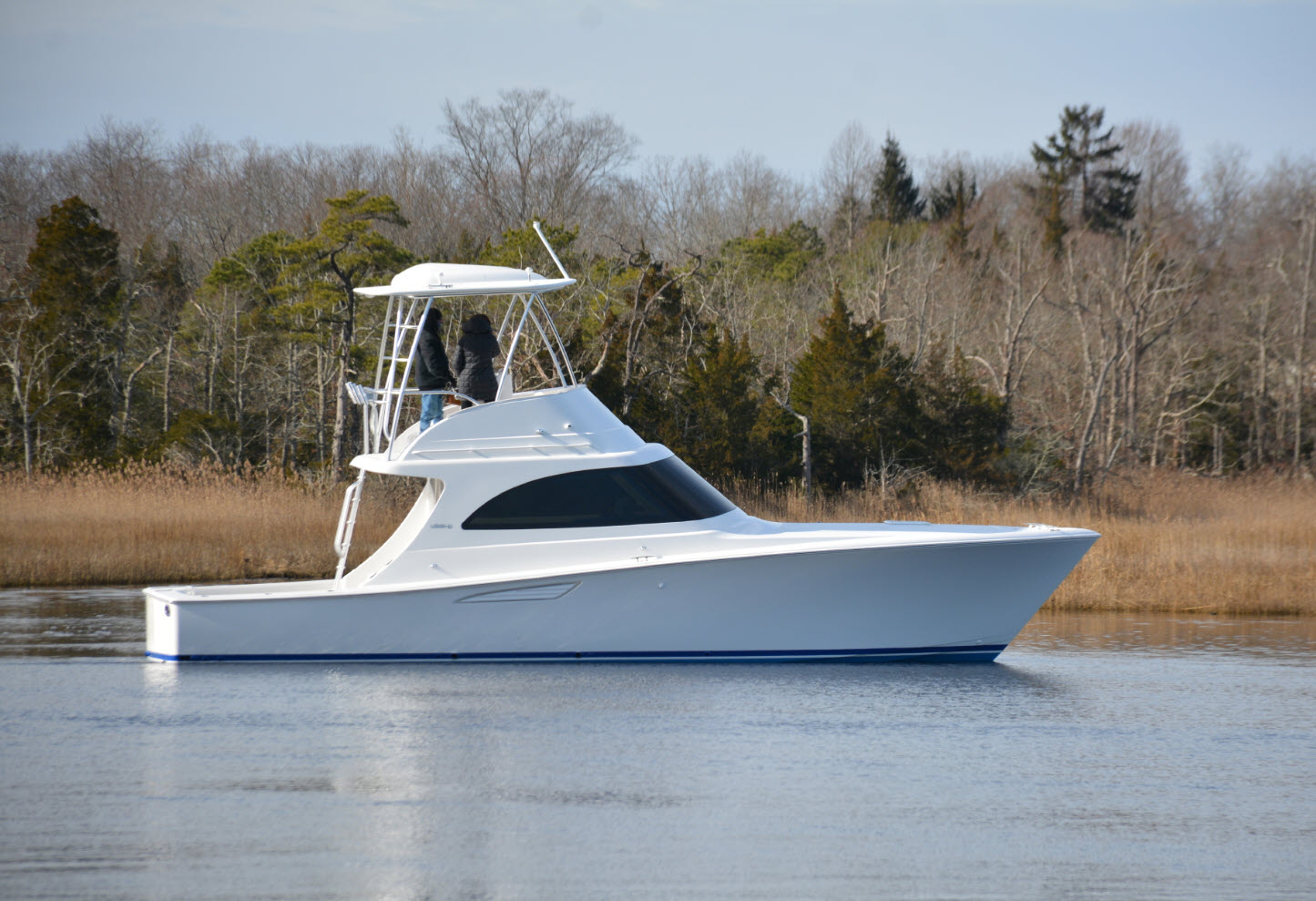 Viking 38 Billfish Main Profile 2
