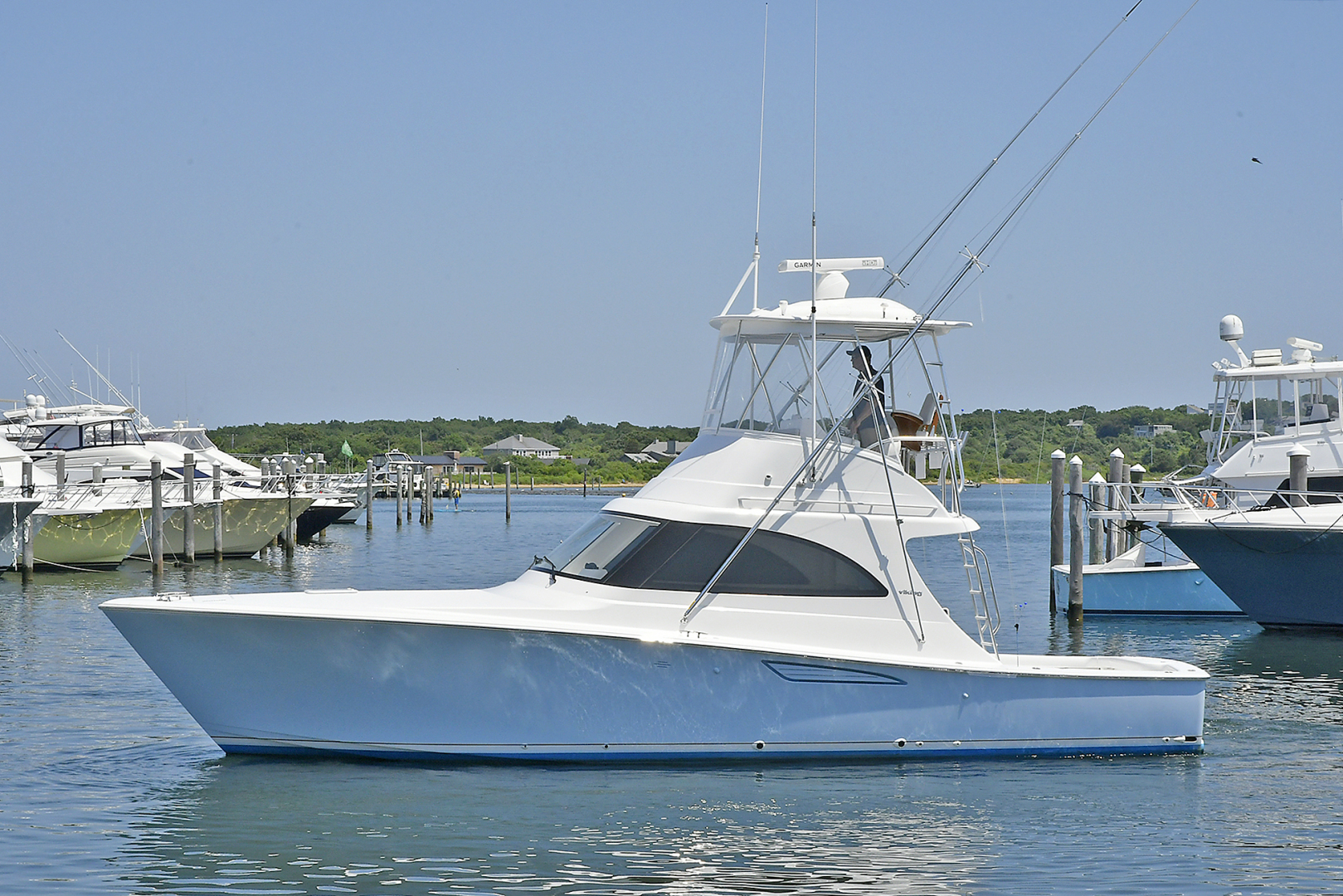 viking 38 billfish yacht for sale in montauk