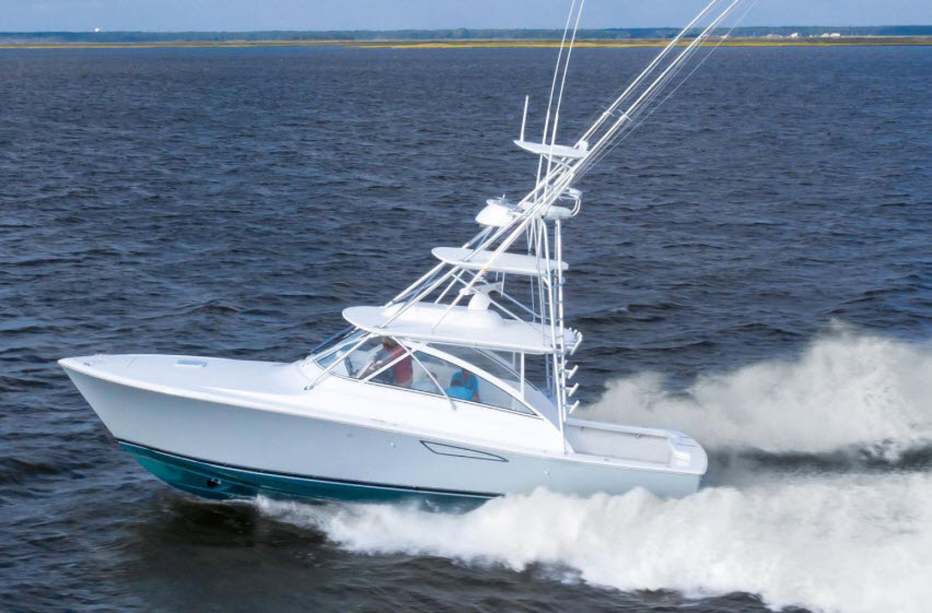 Viking 38 Open at VIP Event