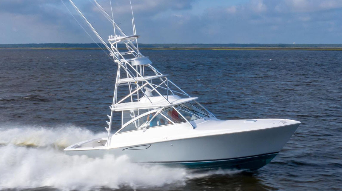 Viking Yachts 38 Open