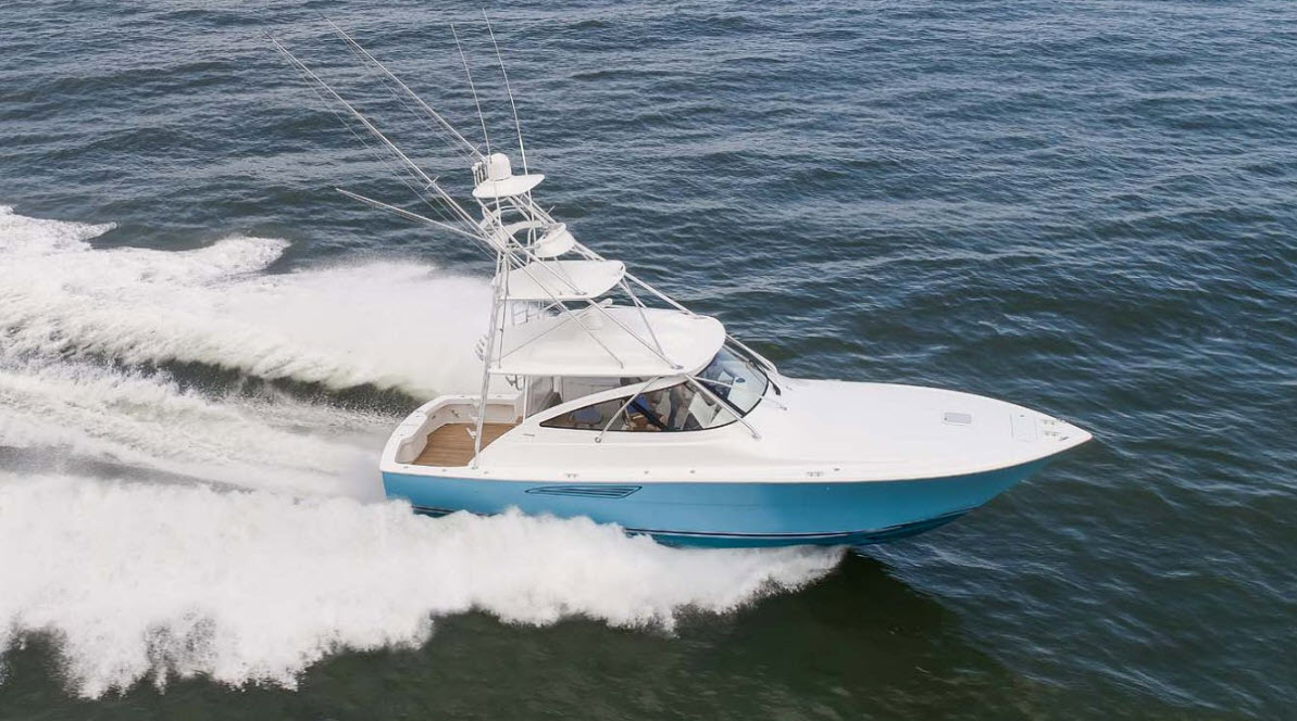 Viking Yachts 44 Open