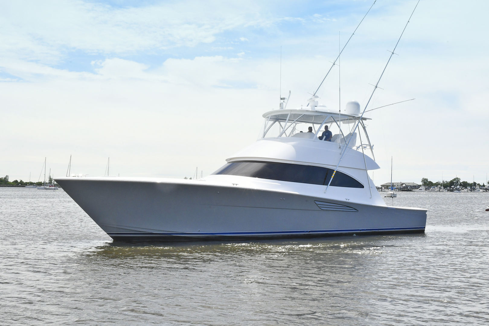 Viking 58 Convertible yacht for sale in montauk