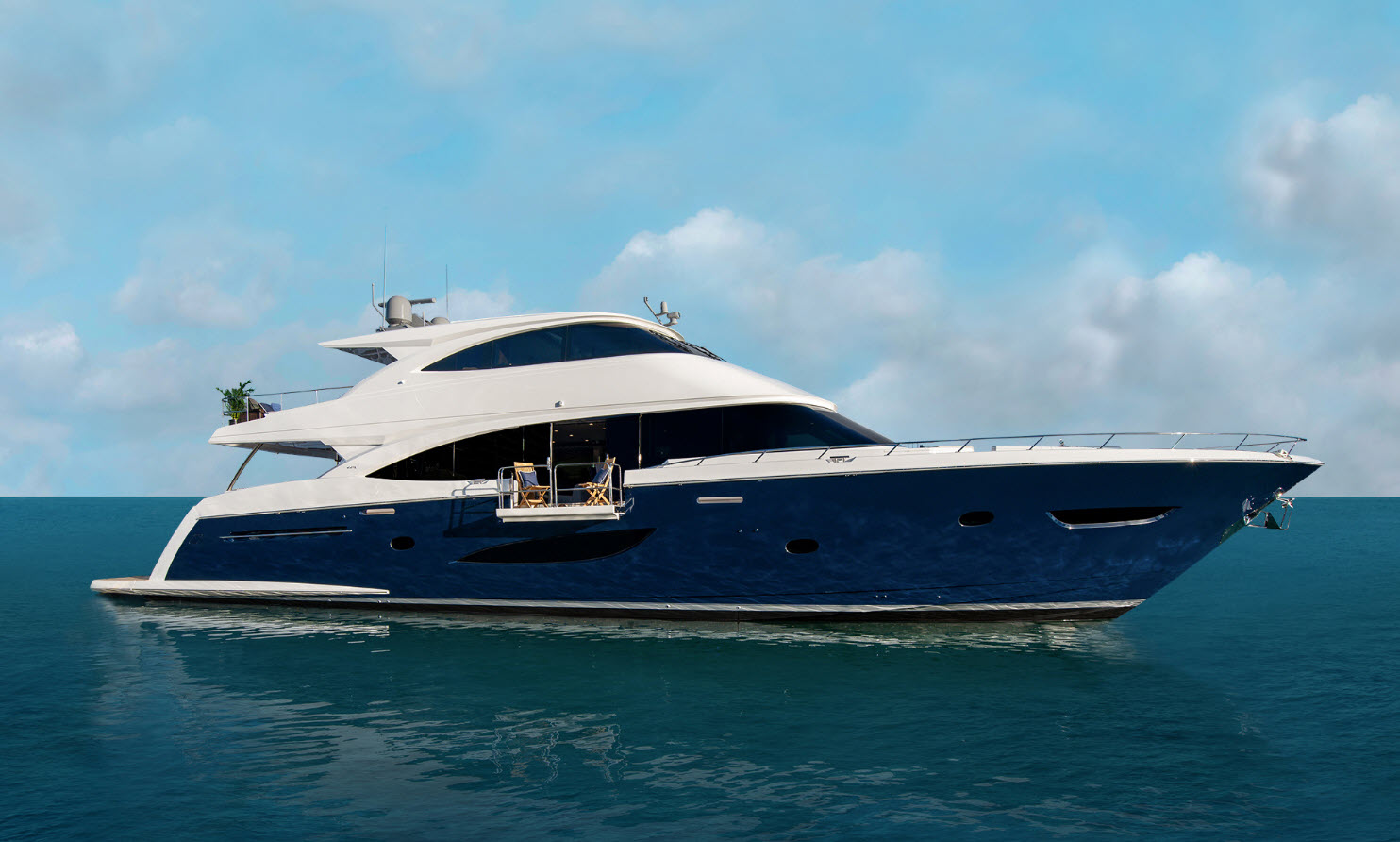 Viking 93 Motor Yacht For Sale At FLIBS