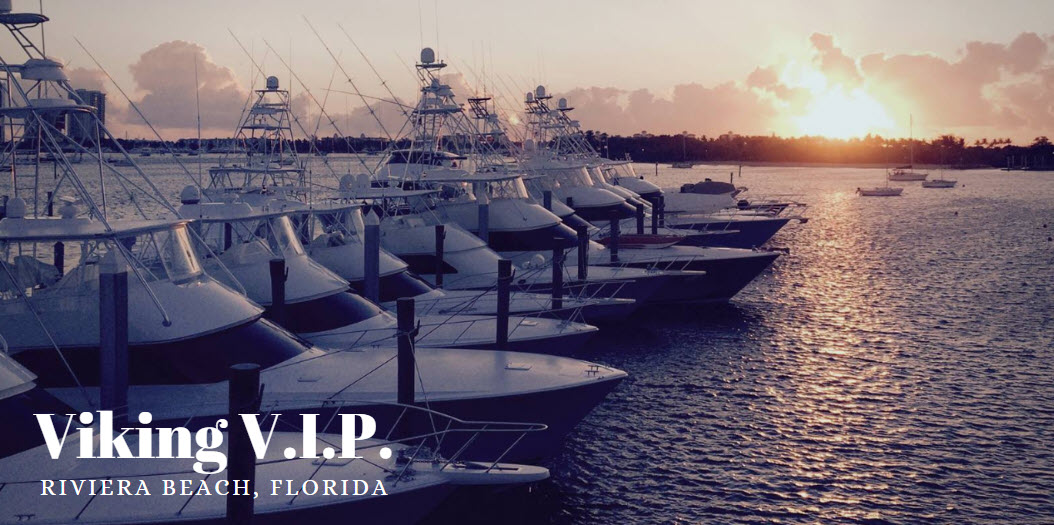 Viking Yachts VIP Preview Event