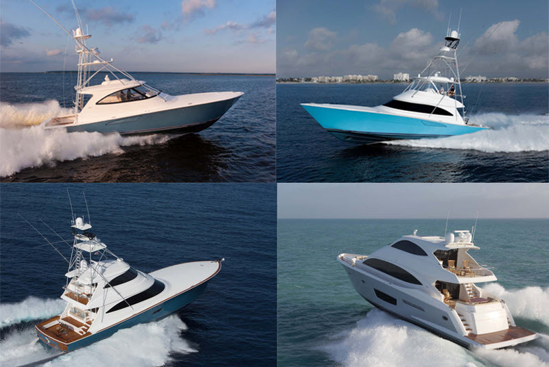 Viking Yachts Models To Choose From