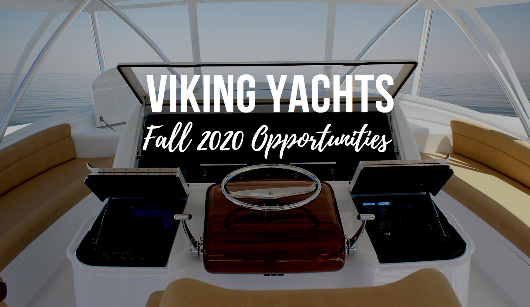 viking yachts for sale in 2020