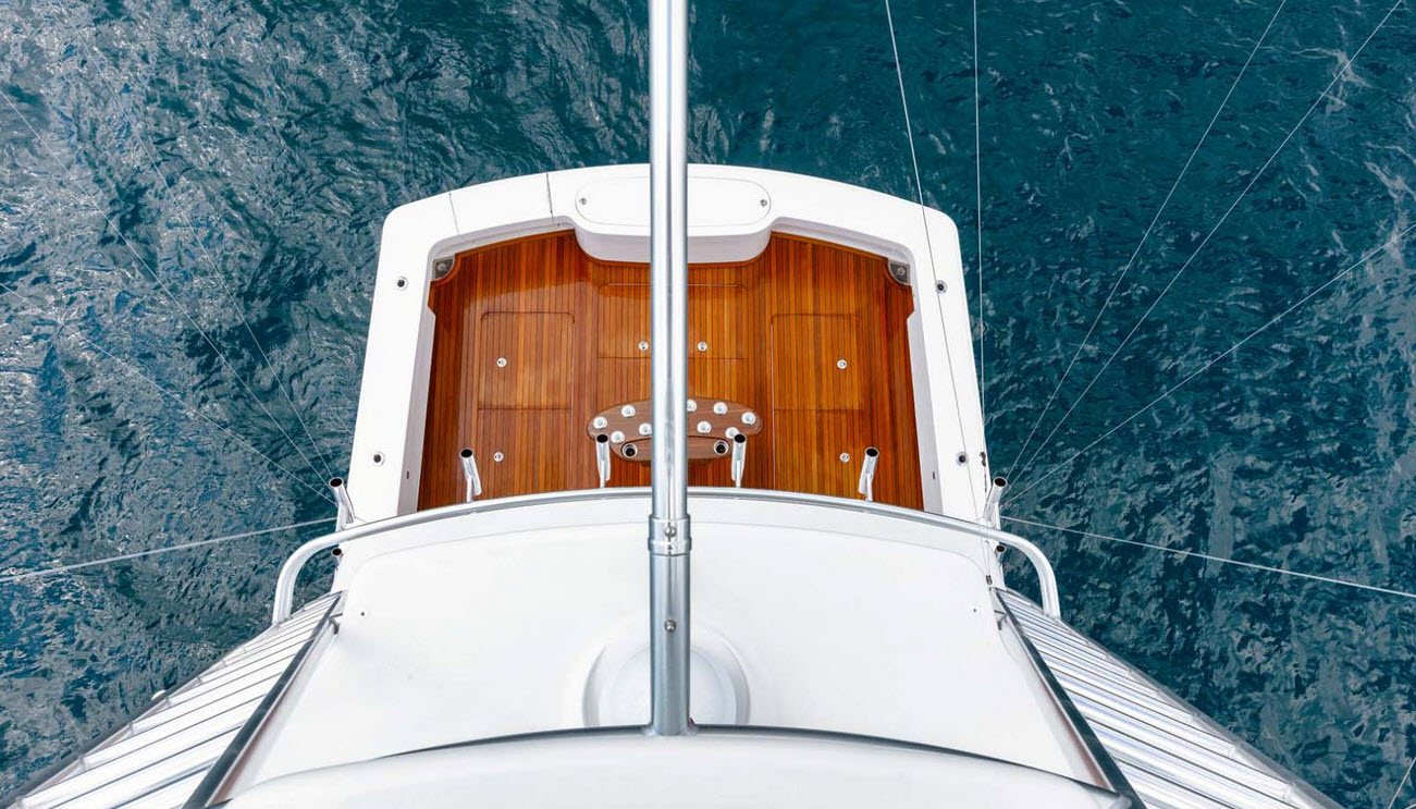 viking yachts for sale market report
