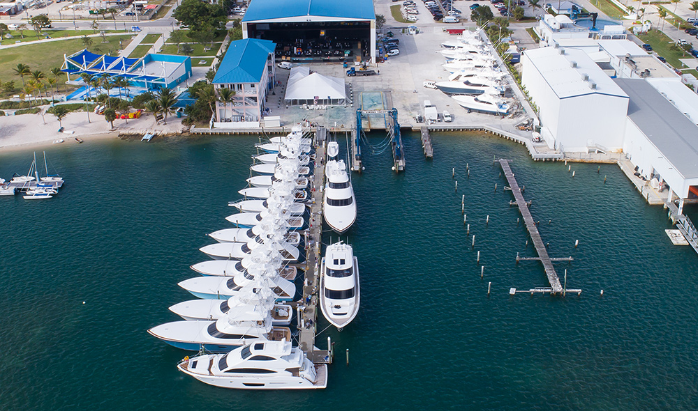 Viking Yachts Service Center In Florida