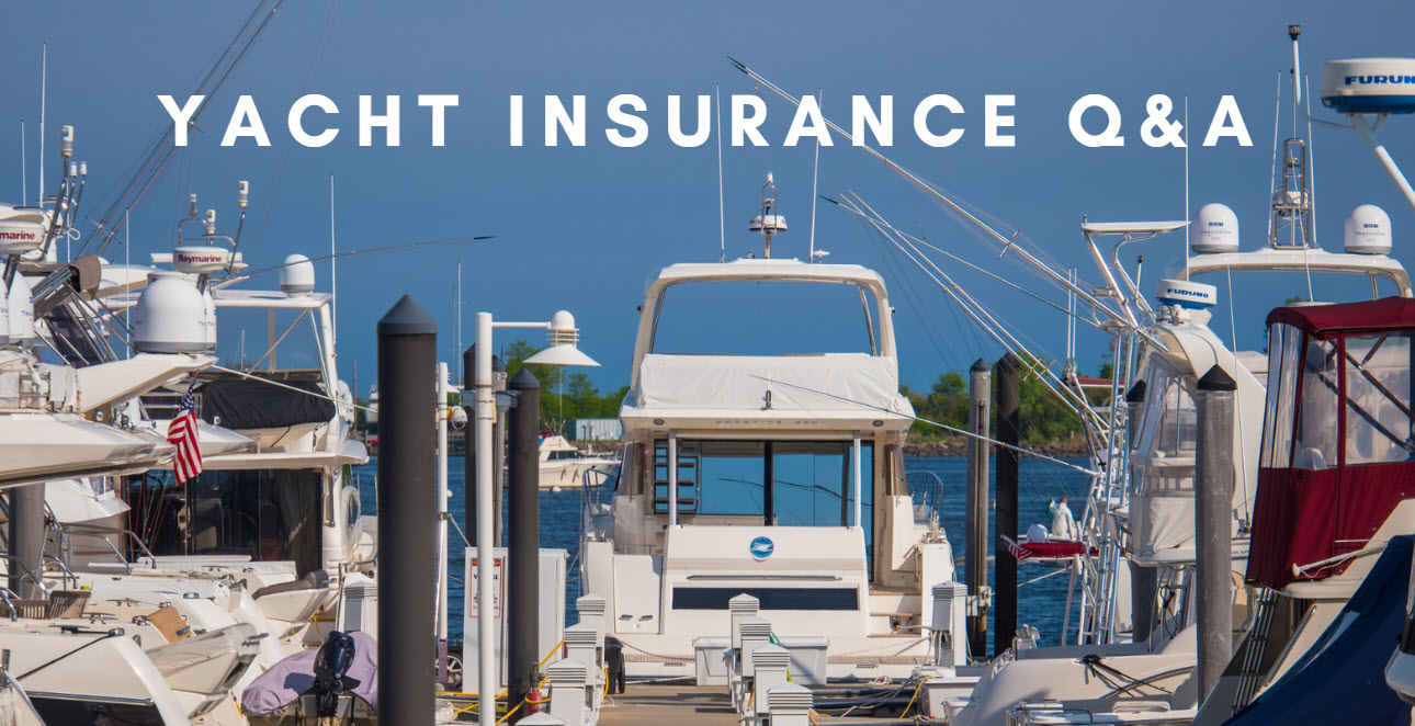 yacht insurance questions