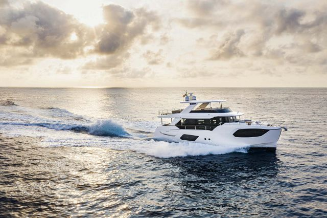Absolute Yachts Announces New Navetta 68 To Debut