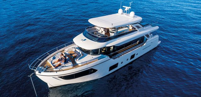 The Absolute Navetta 73 Combines Luxury And Style With Versatility