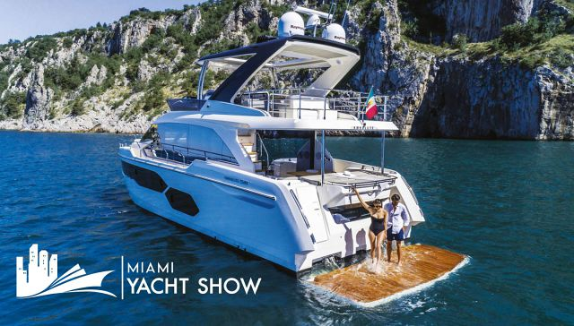 Miami Yacht Show Feature: Absolute Yachts