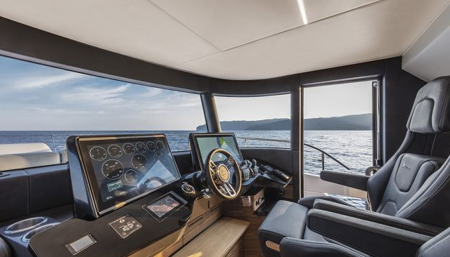 Absolute Yachts Is The First To Offer Assisted Docking On Every Model