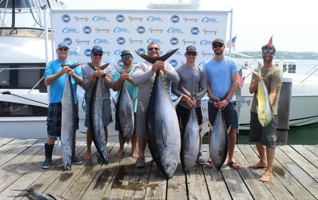 Montauk Canyon Challenge Sets Another Record For Boats & Prizes In 2019