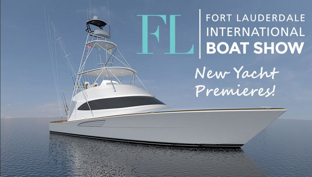 New Yachts Premiering At The 2021 Fort Lauderdale Boat Show
